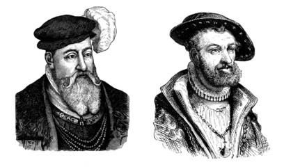 2 Gentlemen - 16th century
