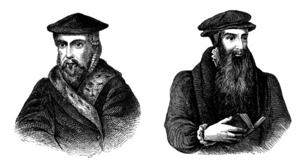 Protestant Theologians - 16th century