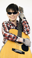 Rock and Roll Boy - I love my guitar