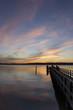 wonderful coloured lakeside