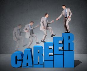 Career progress