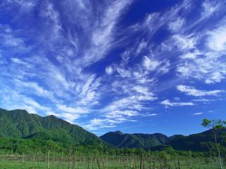 巻雲と戦場ヶ原