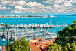 Cannes port, France - 65314565