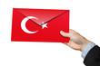 Türkei, Umschlag