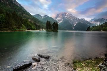 Lago del Predil (Ittalia)