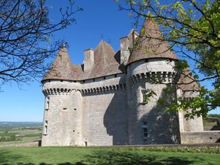 Dordogne - Périgord - Chateau de Monbazillac