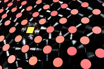 Unique,different,original,stand out from the crowd,vinyl records