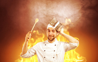Crazy Cook
