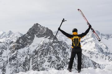 skier success