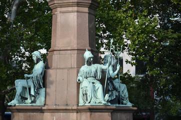 István Széchenyi, Budapest.