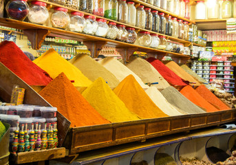 spices mountain