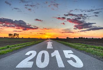 2015 - Straße 1