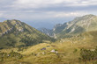 Paesaggio di montagna