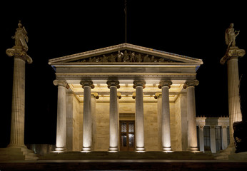 Academy of Athens.Greece.