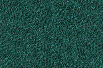 Cross striped relief solid background - dark viridian.