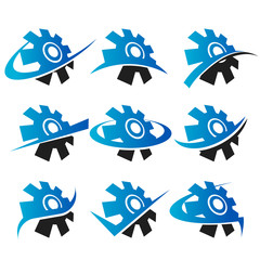 Cog Icons