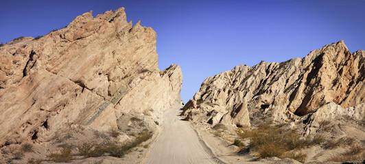 Canyon Corte, Quebrada de las Flechas, Salta, Argentina
