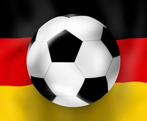 Brazil Football Design