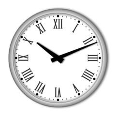 orologio con numeri romani