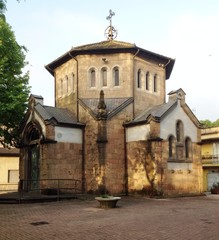 Antica Chiesa a base ottagonale