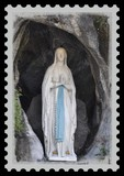 Timbre Vierge Marie