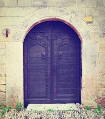 Greece Door