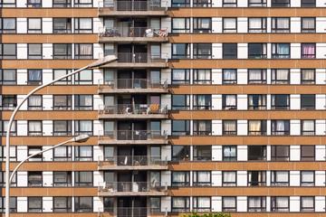Windows apartment