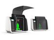 3D fax concept