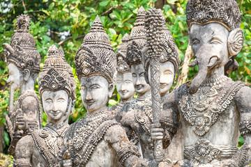 Buddhistische Figur Thailand