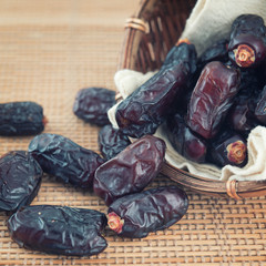 Dates fruit or kurma.