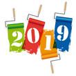 2019-Rouleaux de peinture