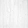 Leinwanddruck Bild - White Wood / Background