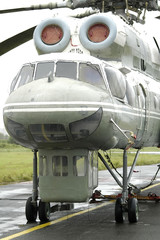 Helicopter MI-10K