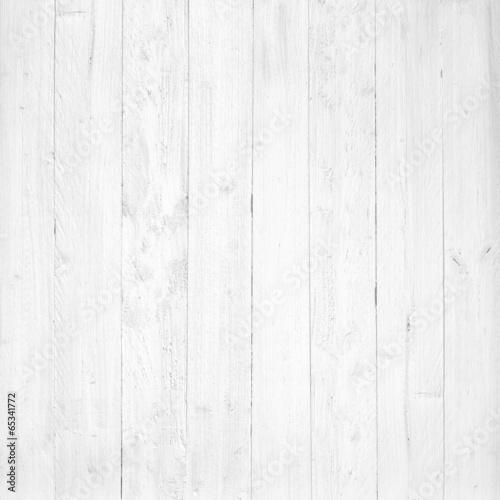 Leinwanddruck Bild White Wood / Background