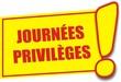 étiquette journées privilèges