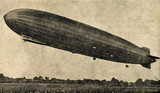 Fototapety Zeppelin airship