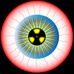 Radioactive Eye
