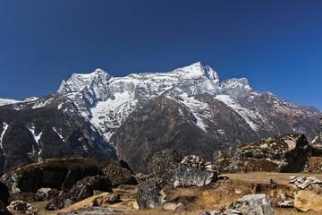 Гора Конгде Ри, Непал