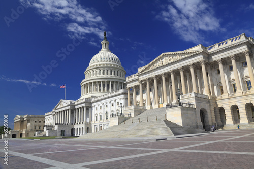 US Capitol Building, Washington DC, USA - 65350108