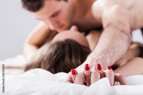 Couple having affair