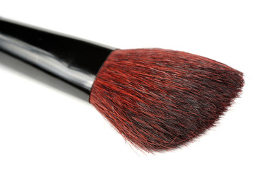 Tapered Blush Brush on White Background