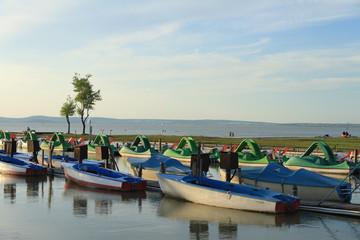 Podersdorf Boote