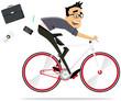 perso tertiaire moderne vélo
