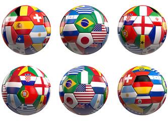 World Football Finalists 2014