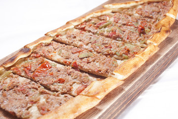 Turkish Fast Food : Pide
