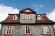 verschiefertes Wohnhaus in der Schlossstraße