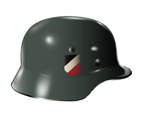 German helmet World War II Wehrmacht