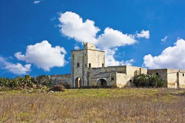masseria fortificata, Salento, Italy