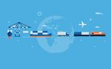 World Transportation Concept - 65368783