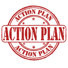 Action plan stamp